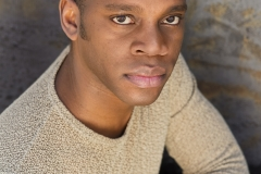 Mikeah Jennings - actor head shots
